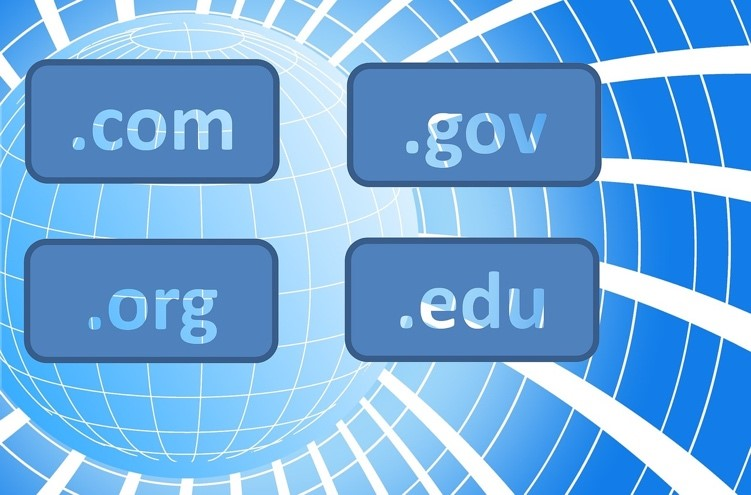 values of domain names